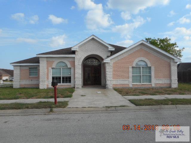6823 Red Pine, Brownsville, TX 78526 (MLS #29710926) :: The Martinez Team