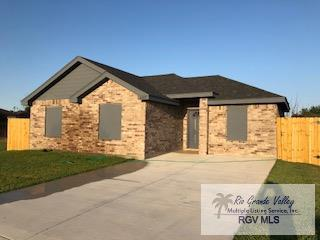 607 Ruby Red Ln. New  Home, Brownsville, TX 78521 (MLS #29711051) :: The Martinez Team