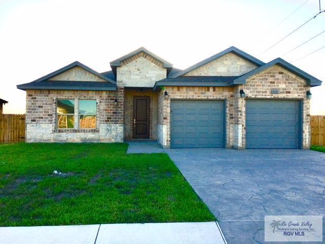 6763 Garden Woods Ave., Brownsville, TX 78526 (MLS #29711503) :: The Martinez Team