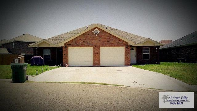 22944 Monte Cristo Ct., Harlingen, TX 78550 (MLS #29711606) :: The Martinez Team