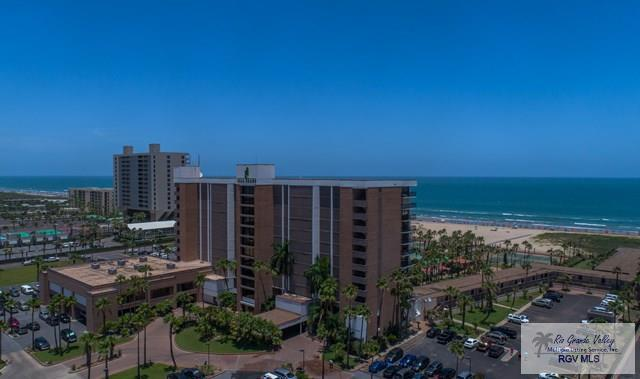 500 Padre Blvd. #408, South Padre Island, TX 78597 (MLS #29711870) :: The Martinez Team