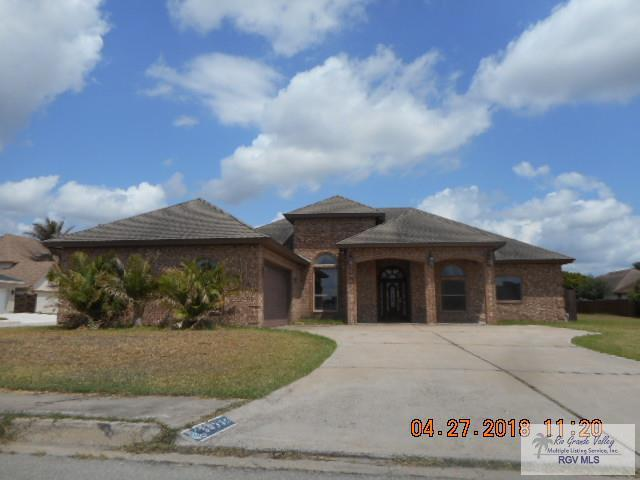 5633 Rustic Manor Dr., Brownsville, TX 78526 (MLS #29712057) :: Berkshire Hathaway HomeServices RGV Realty