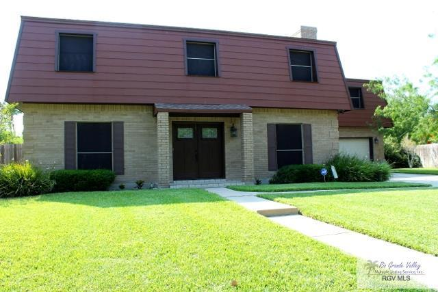 2701 Jacaranda Dr., Harlingen, TX 78550 (MLS #29712587) :: The Martinez Team