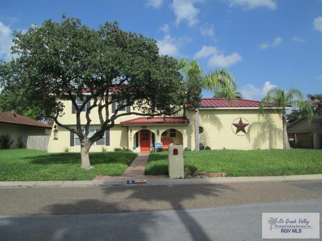 2506 Emerald Lake Dr., Harlingen, TX 78550 (MLS #29713001) :: Berkshire Hathaway HomeServices RGV Realty