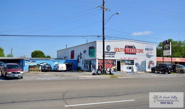 3035 E International Blvd., Brownsville, TX 78521 (MLS #29713588) :: The Monica Benavides Team at Keller Williams Realty LRGV