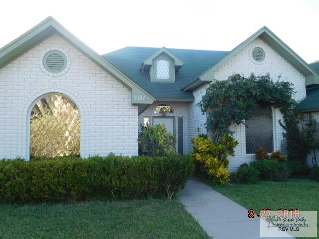 5322 Clearview Dr., Brownsville, TX 78526 (MLS #29713745) :: The Martinez Team
