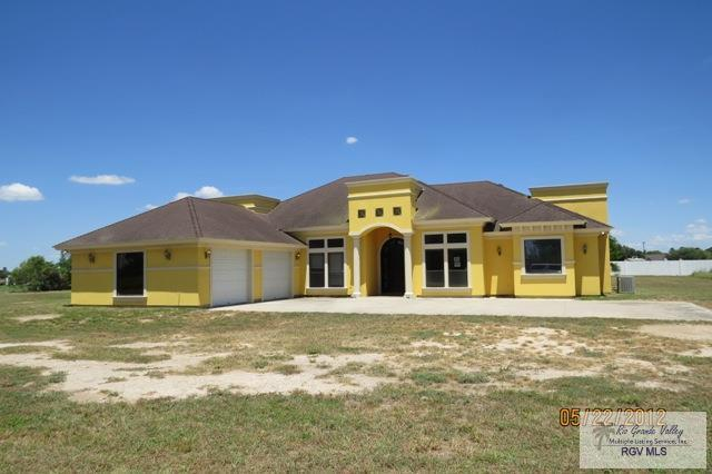 14949 Hoss Ln., Harlingen, TX 78552 (MLS #29713768) :: The Martinez Team