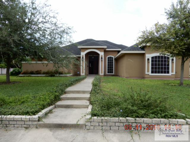 5343 Rustic Manor Dr., Brownsville, TX 78526 (MLS #29714089) :: The Martinez Team