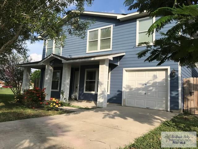 3956 Gabriel Ave., Brownsville, TX 78521 (MLS #29714110) :: The Martinez Team