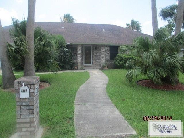 408 Santa Ana Ave., Rancho Viejo, TX 78575 (MLS #29714452) :: Berkshire Hathaway HomeServices RGV Realty