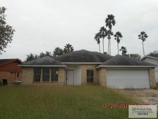 1254 Turtle Creek Dr., Brownsville, TX 78520 (MLS #29714977) :: The Martinez Team