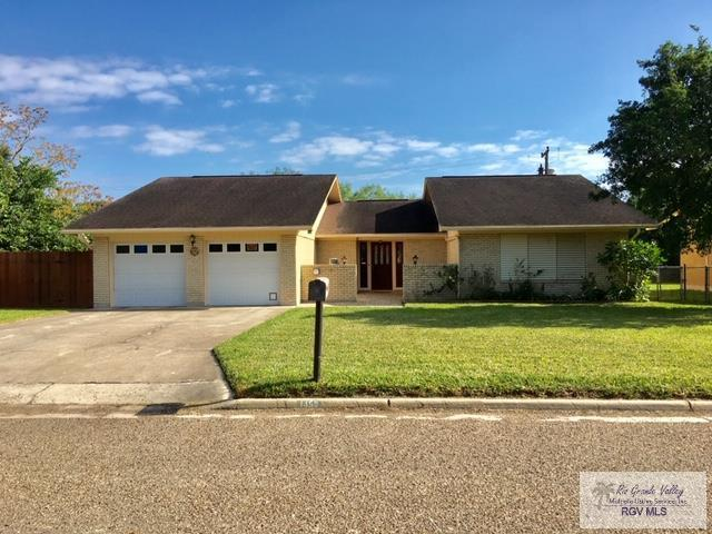 1450 N Fannin St., San Benito, TX 78586 (MLS #29715131) :: The Monica Benavides Team at Keller Williams Realty LRGV