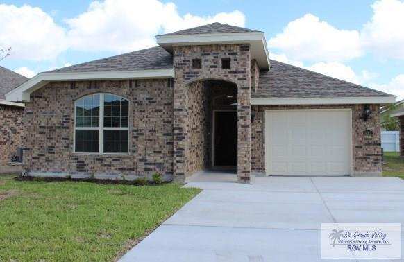 1841 Cisco Dr., Los Fresnos, TX 78566 (MLS #29715194) :: The Martinez Team