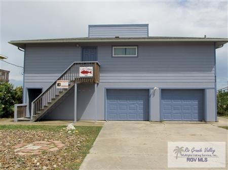 512 N Shore Dr., Port Mansfield, TX 78589 (MLS #29715416) :: The Monica Benavides Team at Keller Williams Realty LRGV