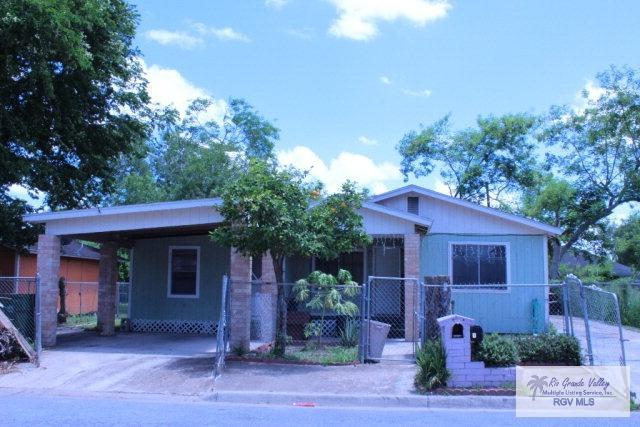 724 San Pedro Ln., Brownsville, TX 78521 (MLS #29715445) :: The Monica Benavides Team at Keller Williams Realty LRGV