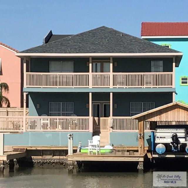 1381 Harbor Island Dr., Port Isabel, TX 78578 (MLS #29715547) :: The Monica Benavides Team at Keller Williams Realty LRGV