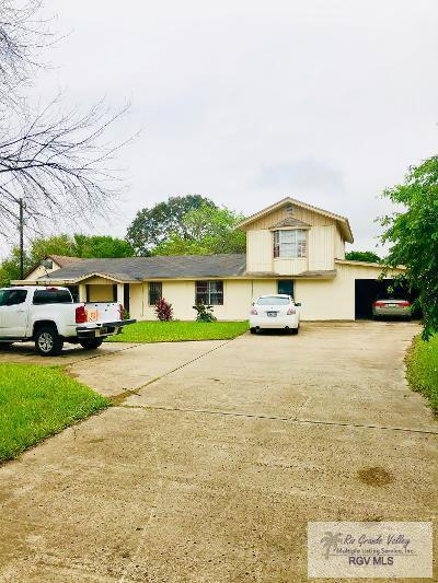 7332 Utah Rd. B, Brownsville, TX 78521 (MLS #29715551) :: The Martinez Team