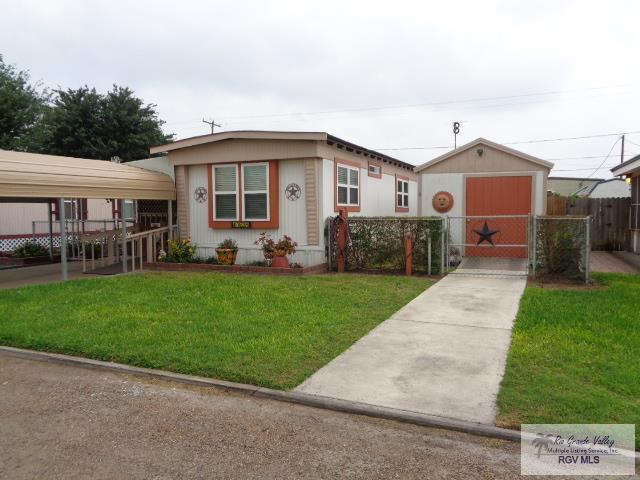 14634 Pine St., Harlingen, TX 78552 (MLS #29717212) :: The Monica Benavides Team at Keller Williams Realty LRGV