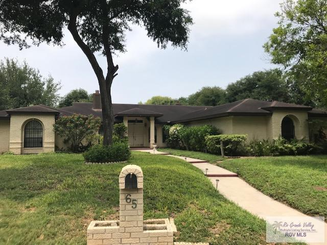 65 Fireside Dr., Brownsville, TX 78520 (MLS #29717542) :: The Monica Benavides Team at Keller Williams Realty LRGV