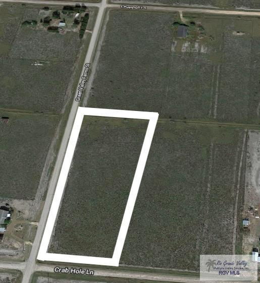 5 acres Crab Hole Ln., San Benito, TX 78586 (MLS #29717660) :: The Monica Benavides Team at Keller Williams Realty LRGV