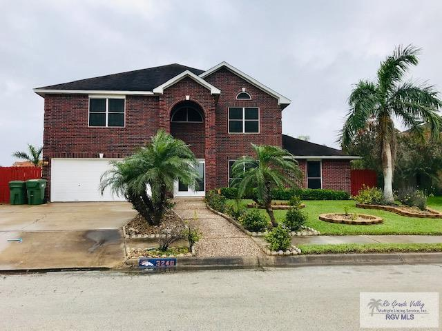 3248 Noble Dr., Brownsville, TX 78526 (MLS #29718042) :: The Monica Benavides Team at Keller Williams Realty LRGV