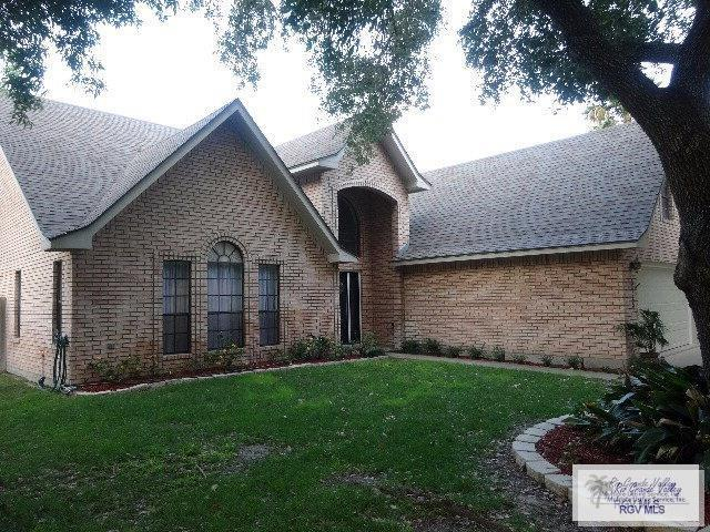 3125 Clifford Dr., Harlingen, TX 78550 (MLS #29718049) :: The Monica Benavides Team at Keller Williams Realty LRGV
