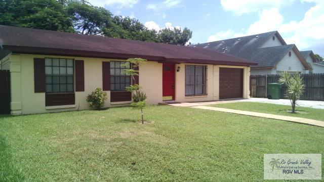 175 Leece Dr., Brownsville, TX 78523 (MLS #29718085) :: The Monica Benavides Team at Keller Williams Realty LRGV