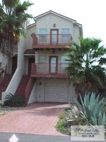 123 E Parade Dr. A, South Padre Island, TX 78597 (MLS #29718225) :: The Monica Benavides Team at Keller Williams Realty LRGV