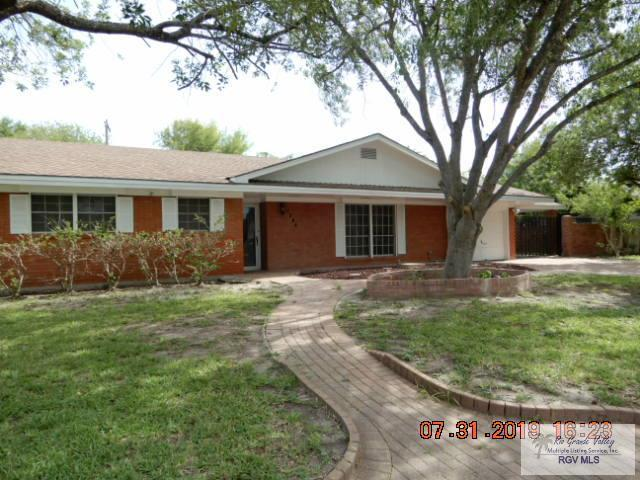 1264 Lantana Ln., Brownsville, TX 78520 (MLS #29718802) :: The Monica Benavides Team at Keller Williams Realty LRGV
