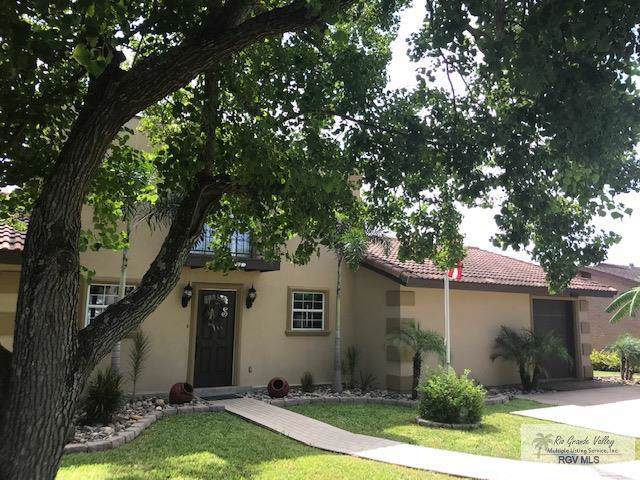 705 Zapata Ave., Rancho Viejo, TX 78575 (MLS #29719479) :: The Monica Benavides Team at Keller Williams Realty LRGV