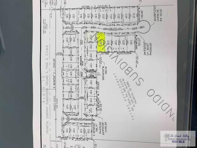 0 Santee Dr, Harlingen, TX 78550 (MLS #29719633) :: The Monica Benavides Team at Keller Williams Realty LRGV