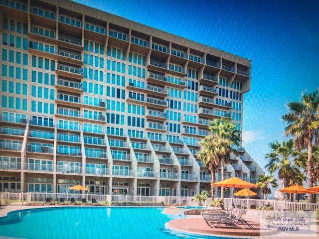 6300 Padre Blvd. #902, South Padre Island, TX 78597 (MLS #29719887) :: The MBTeam