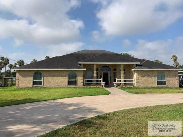 310 S Val Verde Rd., Donna, TX 78537 (MLS #29719960) :: The MBTeam