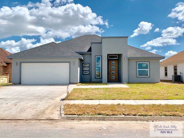 3104 Basque Dr. New Build, Brownsville, TX 78521 (MLS #29719969) :: The Monica Benavides Team at Keller Williams Realty LRGV