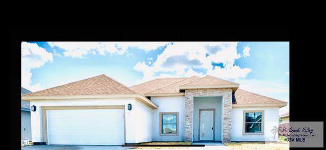 3100 Basque Dr. 2019 NEW MODEL, Brownsville, TX 78521 (MLS #29719971) :: The Monica Benavides Team at Keller Williams Realty LRGV