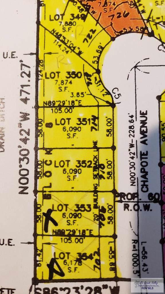 710 Chapote, Harlingen, TX 78552 (MLS #29720219) :: The Monica Benavides Team at Keller Williams Realty LRGV