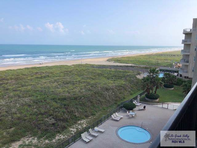 2800 Padre Blvd. #605, South Padre Island, TX 78597 (MLS #29720283) :: The Monica Benavides Team at Keller Williams Realty LRGV
