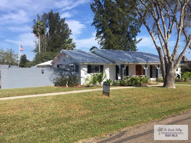 50 Alvarado Ave., Rancho Viejo, TX 78575 (MLS #29720388) :: The Monica Benavides Team at Keller Williams Realty LRGV