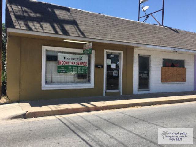835 E 13TH ST., Brownsville, TX 78520 (MLS #29720485) :: The Monica Benavides Team at Keller Williams Realty LRGV