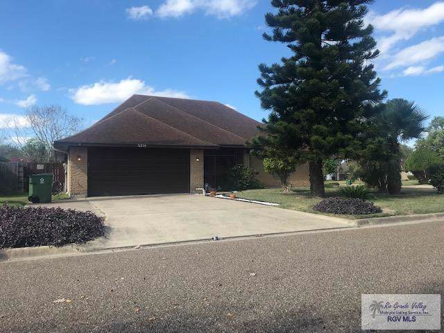5318 Clearview Dr., Brownsville, TX 78526 (MLS #29720816) :: The Monica Benavides Team at Keller Williams Realty LRGV