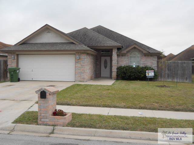 6839 Red Pine, Brownsville, TX 78526 (MLS #29720830) :: The Monica Benavides Team at Keller Williams Realty LRGV