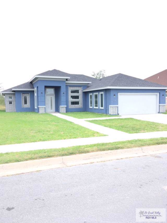 6761 Stone Oak Dr., Brownsville, TX 78526 (MLS #29720859) :: The Monica Benavides Team at Keller Williams Realty LRGV