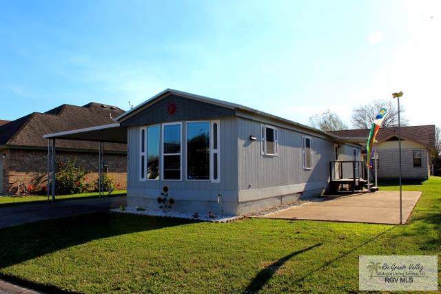 1206 Oak, Harlingen, TX 78552 (MLS #29721485) :: The Monica Benavides Team at Keller Williams Realty LRGV
