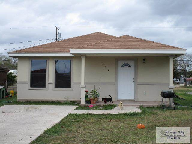 606 W 10TH ST., Los Fresnos, TX 78566 (MLS #29721835) :: The Monica Benavides Team at Keller Williams Realty LRGV