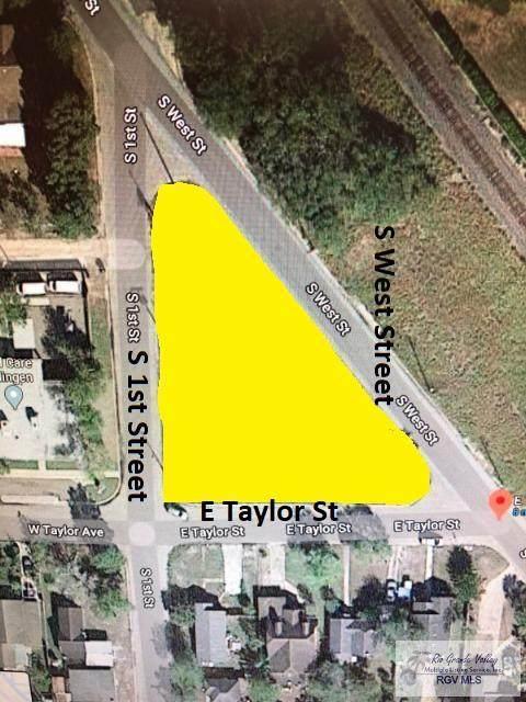 000 Taylor St 1-3, Harlingen, TX 78550 (MLS #29722070) :: The Monica Benavides Team at Keller Williams Realty LRGV