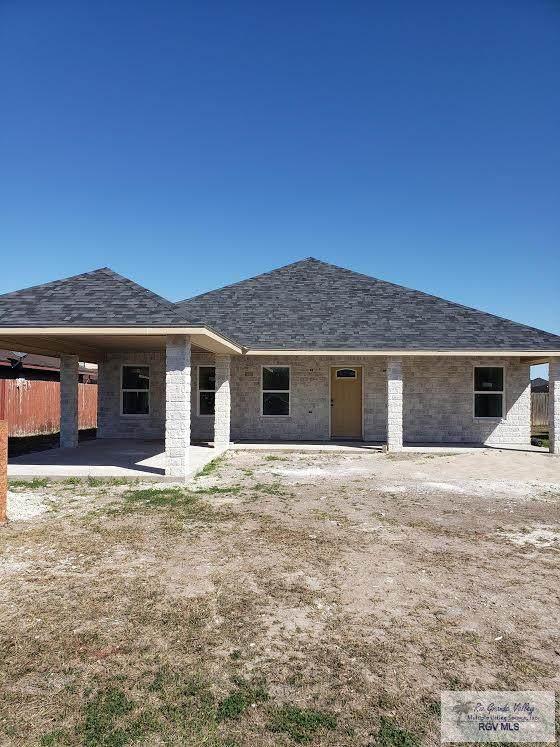 7705 Palm Grove Dr., Brownsville, TX 78521 (MLS #29722303) :: The Monica Benavides Team at Keller Williams Realty LRGV