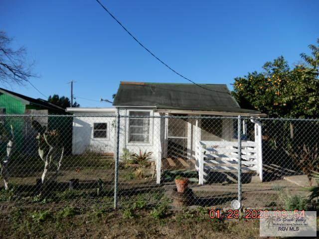 1864 Wilson St., Brownsville, TX 78521 (MLS #29722396) :: The Monica Benavides Team at Keller Williams Realty LRGV