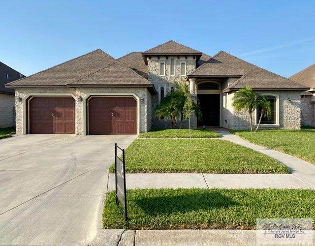 6949 Wild Olive, Brownsville, TX 78526 (MLS #29722697) :: The Monica Benavides Team at Keller Williams Realty LRGV