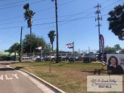 856 Lincoln St., Brownsville, TX 78521 (MLS #29722713) :: The Monica Benavides Team at Keller Williams Realty LRGV