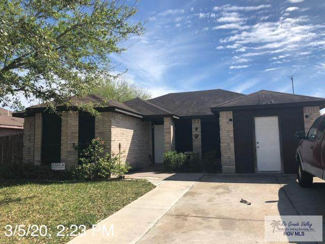 2069 Carranza St., Brownsville, TX 78526 (MLS #29722739) :: The Monica Benavides Team at Keller Williams Realty LRGV